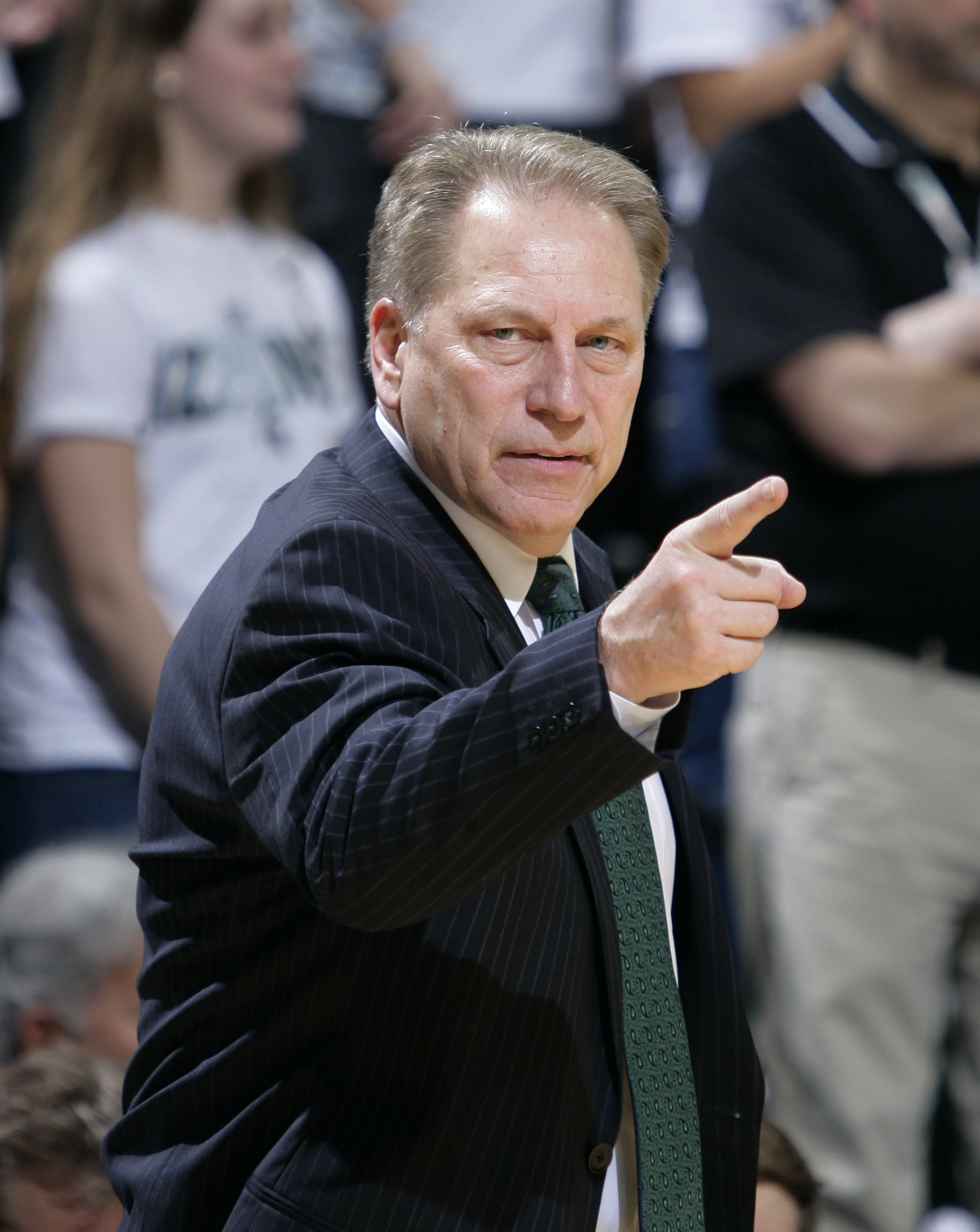 Michigan State riding waves of emotion as March begins