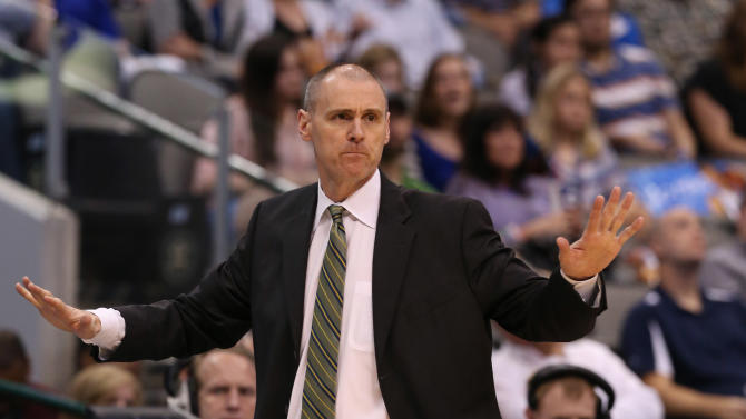 NBA: New Orleans Hornets at Dallas Mavericks