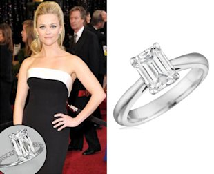 reese witherspoon engagement ring