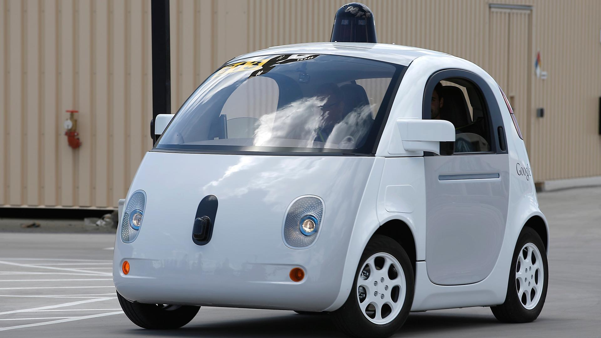 U.S. safety regulators: Google's self-driving systems qualify as drivers