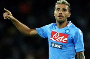 Behrami: Napoli was very poor against Arsenal