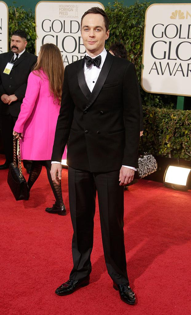 70th Annual Golden Globe Awards - Arrivals: Jim Parsons