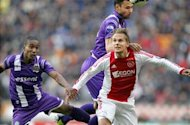 Frank de Boer: Ajax have one hand on the Eredivisie title