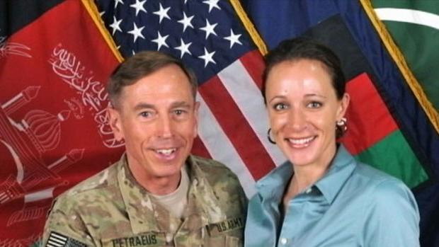 Classified documents taken from alleged Petraeus mistress' home