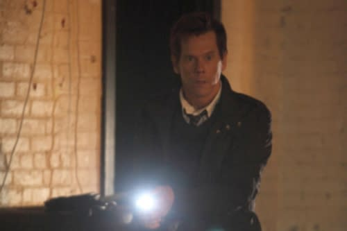 RATINGS RAT RACE: Fox's 'The Following' Keeps Steady, Tops Slow Monday