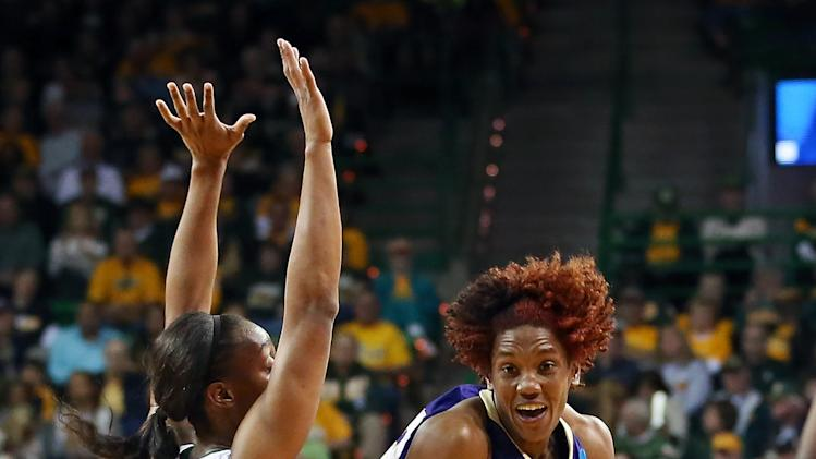 NCAA Womens Basketball: NCAA Tournament-Baylor vs Prairie View A&M