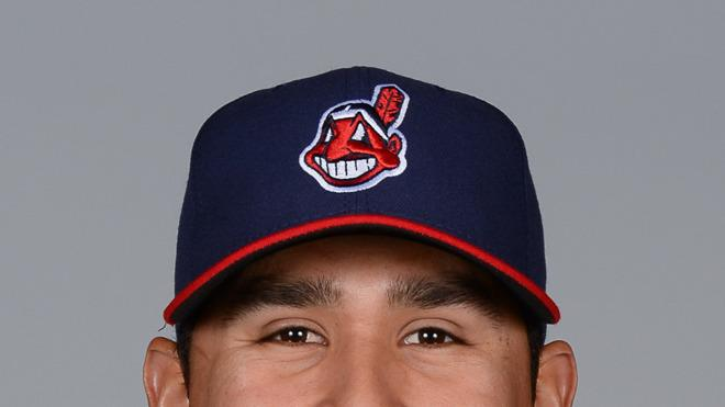 Carlos Carrasco Baseball Headshot Photo