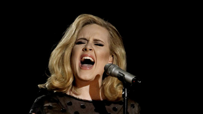 Billboard: Adele dominates another year with '21'