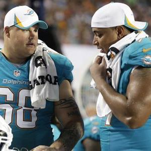Players Divided Regarding Dolphins' Martin