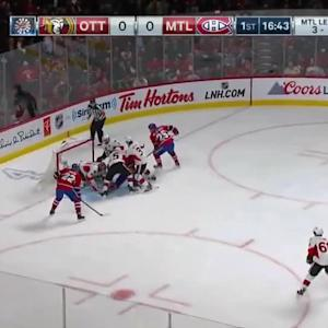 Ottawa Senators at Montreal Canadiens - 04/24/2015