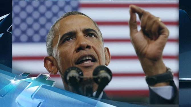 Breaking News Headlines: Obama Says D.C. 'has Taken Its Eye Off the Ball,' Blaming GOP for Gridlock