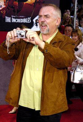 John Ratzenberger at the Hollywood premiere of Disney and Pixar's The Incredibles