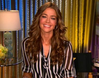 Denise Richards appears on Access Hollywood Live on July 27, 2011 -- Access Hollywood