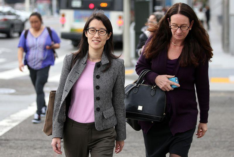 Jury finds Kleiner Perkins not liable on all claims in Ellen Pao's gender discrimination case