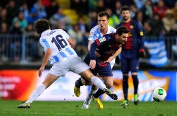 Barcelona breathes sigh of relief over Messi injury