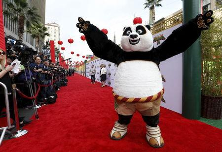 Box Office:'Kung Fu Panda 3' trumps 'Hail, Caesar!