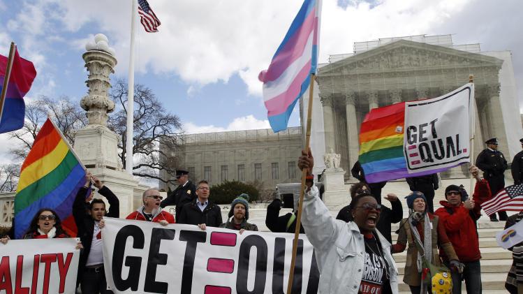 Same-sex ruling has employers tweaking benefits
