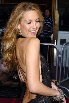 Kate Hudson at the Universal City premiere of Universal Pictures' The Skeleton Key