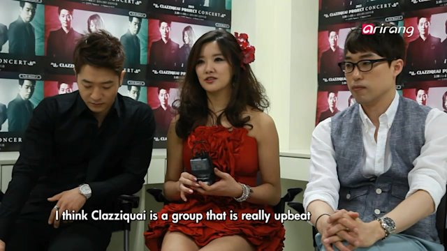 Showbiz Korea : Clazziquai&#39;s concert | Jang Yoon-jung & Do Kyung-wan