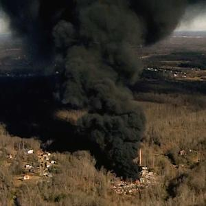 Toxic fumes cause hundreds to evacuate their homes in Tenn.