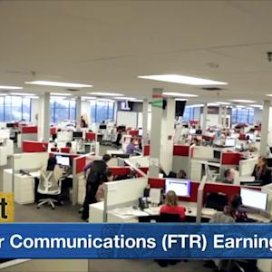 Frontier Communications Slips on Earnings Miss, Drags on S&P 500