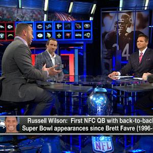 What would second Super Bowl win mean for Seattle Seahawks quarterback Russell Wilson?