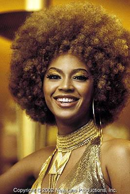 Beyonce Knowles as Foxy Cleopatra in New Line's Austin Powers in Goldmember