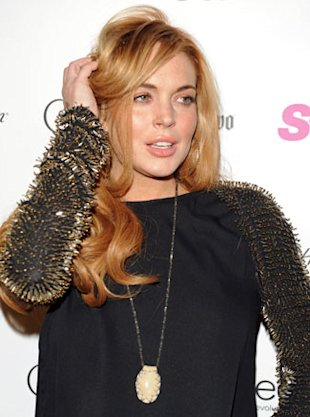 Lindsay Lohan To Play Elizabeth Taylor In TV Biopic 'Liz and Dick'?!