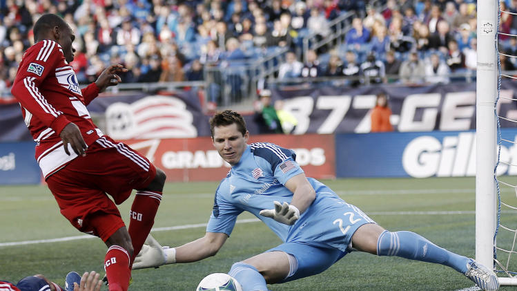 MLS: FC Dallas at New England Revolution