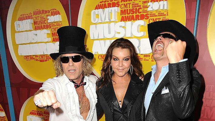 BigK Enny Wilson Rich CMT Awards