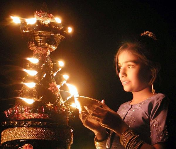 Diwali Festival of Lights - India, Nov. 13