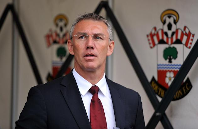 Nigel Adkins accepted his weakened Southampton side failed to perform at Leeds