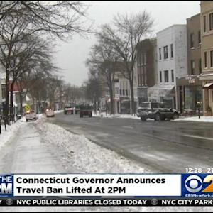 Connecticut Travel Ban Being Lifted