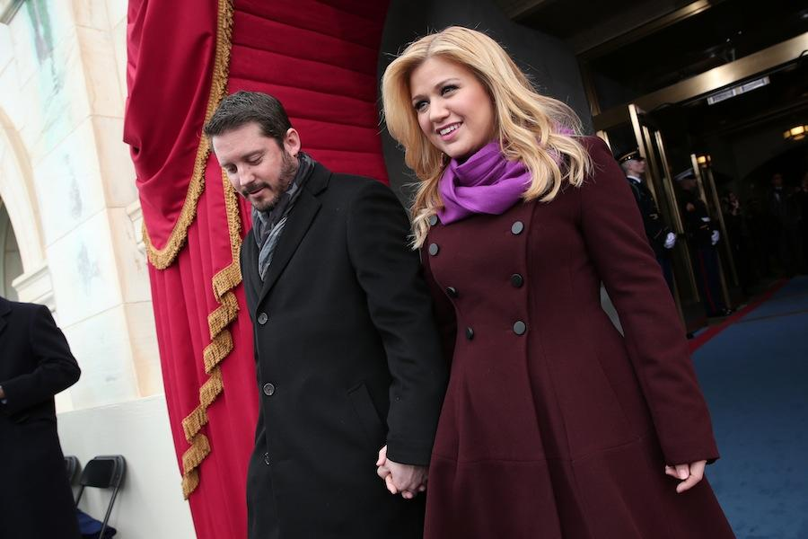 Kelly Clarkson at the Presidential Inauguration, 2013
