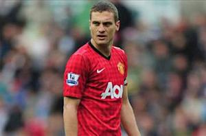 Vidic confident of Manchester United success under Moyes
