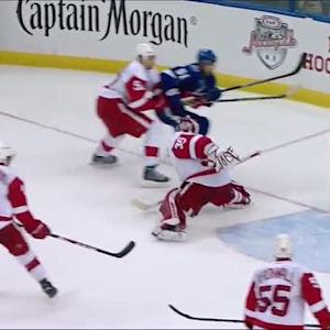 Filppula extends Lightning lead with PPG