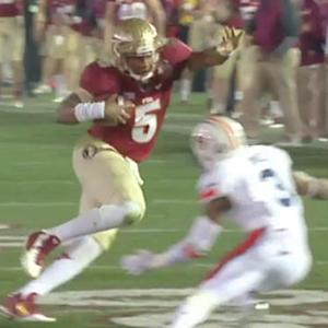 New York Jets bringing in Florida State quarterback Jameis Winston for visit