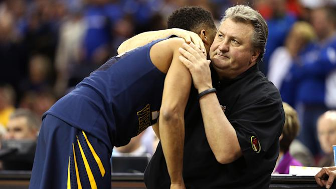 West Virginia makes history in blowout loss to Kentucky