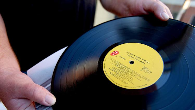 Vinyl's great, but it's not better than CDs