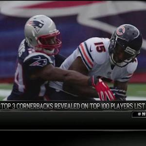 Should Sherman rank higher than Revis?