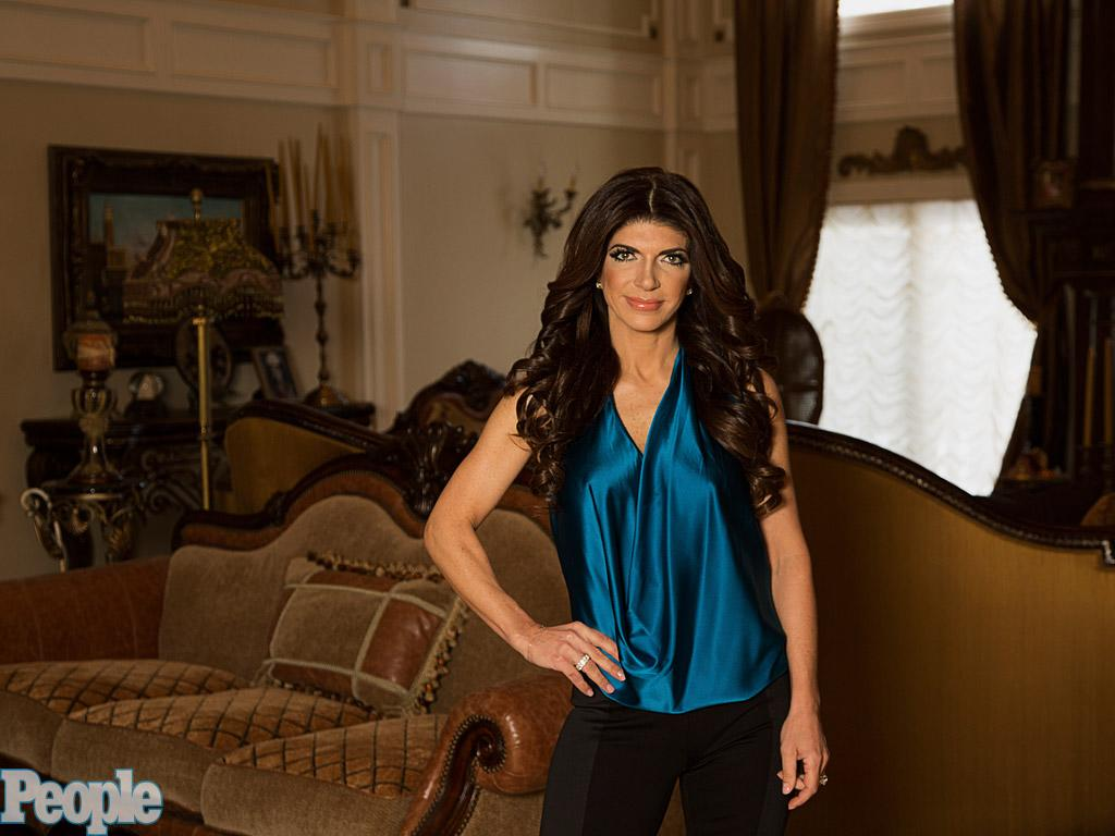 From Maggots to Lobster: Teresa Giudice Says Inmates Were Served Expired Food and Reveals Her First Meal Back Home Was â¦