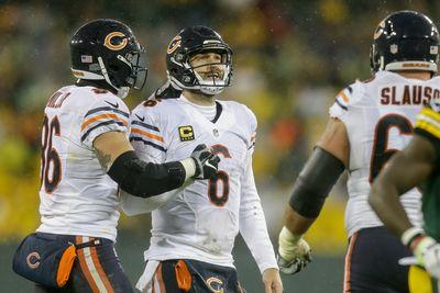 Thanksgiving football 2015 schedule and results: Bears gobble up the Packers at Lambeau