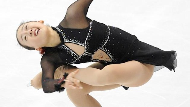Figure Skating - Lipnitskaia leads Asada in Cup of China