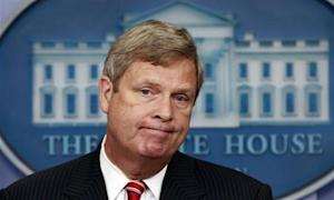 Tom Vilsack speaks about the drought in Washington