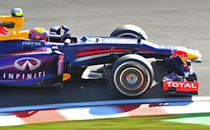 Formula One - Webber fastest in Japan practice