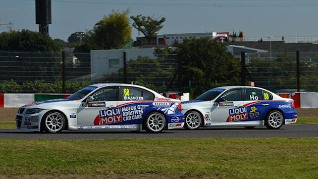 WTCC - Engstler Motorsport team