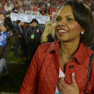Playoff Committee Confidential: Condoleezza Rice