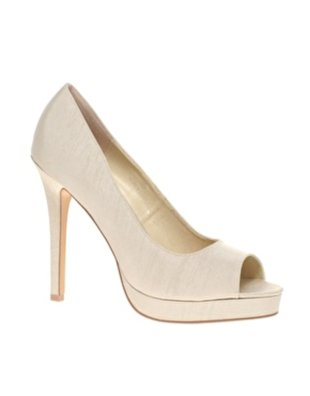 Passion Peep Toe Heel