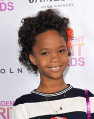 Quvenzhane Wallis Geser Willow Smith di &#39;Annie&#39;