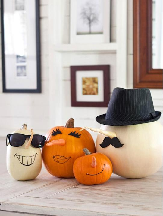 Start a Pumpkin Family